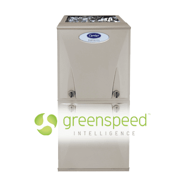 Infinity® 98 Gas Furnace With Greenspeed™ Intelligence Model: 59MN7