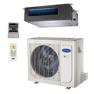 Performance™ Commercial Ductless/Ducted Heat Pump System Model: 38/40MBQ