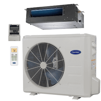 Performance™ Residential Ductless Ducted Heat Pump System Model: 38MAR/40MBD