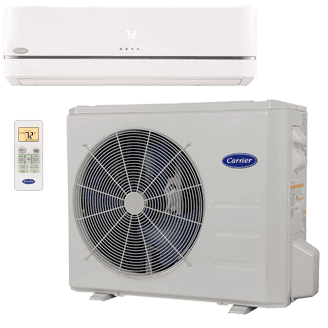 Performance™ Residential Ductless High Wall Heat Pump System Model: 38MAR/40MAQ