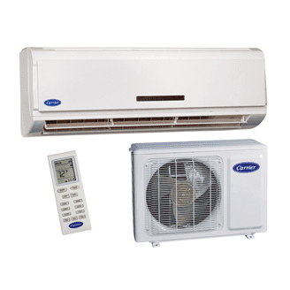 Performance™ Residential Ductless Highwall Heat Pump System Model: 38/40GVQ