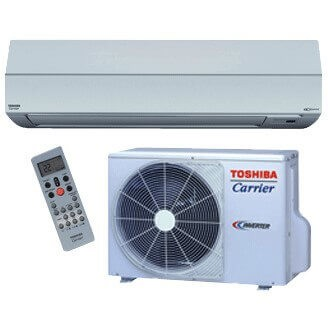 Toshiba Carrier Residential Ductless Highwall Heat Pump System Model: RAS-LAV/LKV