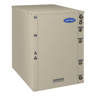GT-PW Water-To-Water Geothermal Heat Pump Model: 50YER