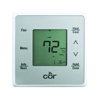 Côr® 5C Wi-Fi® Thermostat Model: TSTWHA0