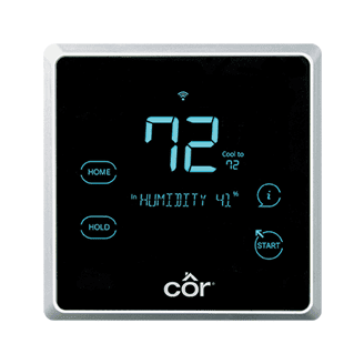 Côr® 7C Wi-Fi® Thermostat Model: TSTWRH0