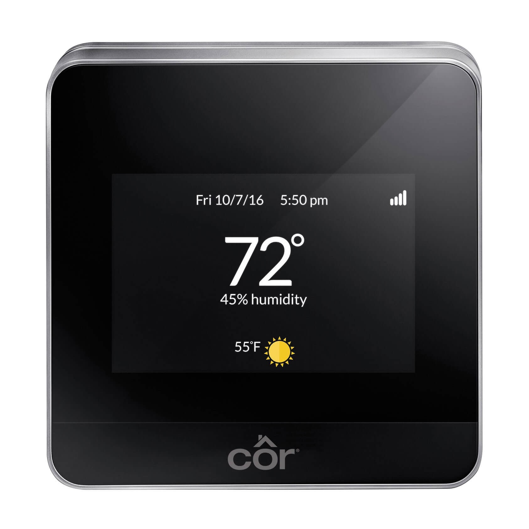 Côr® Wi-Fi® Thermostat Model: TP-WEM01-A
