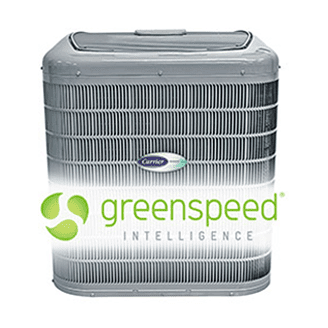 Infinity® 20 Heat Pump With Greenspeed® Intelligence Model: 25VNA0