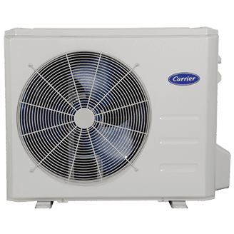 Infinity® Heat Pump with Basepan Heater Model: 38GRQ