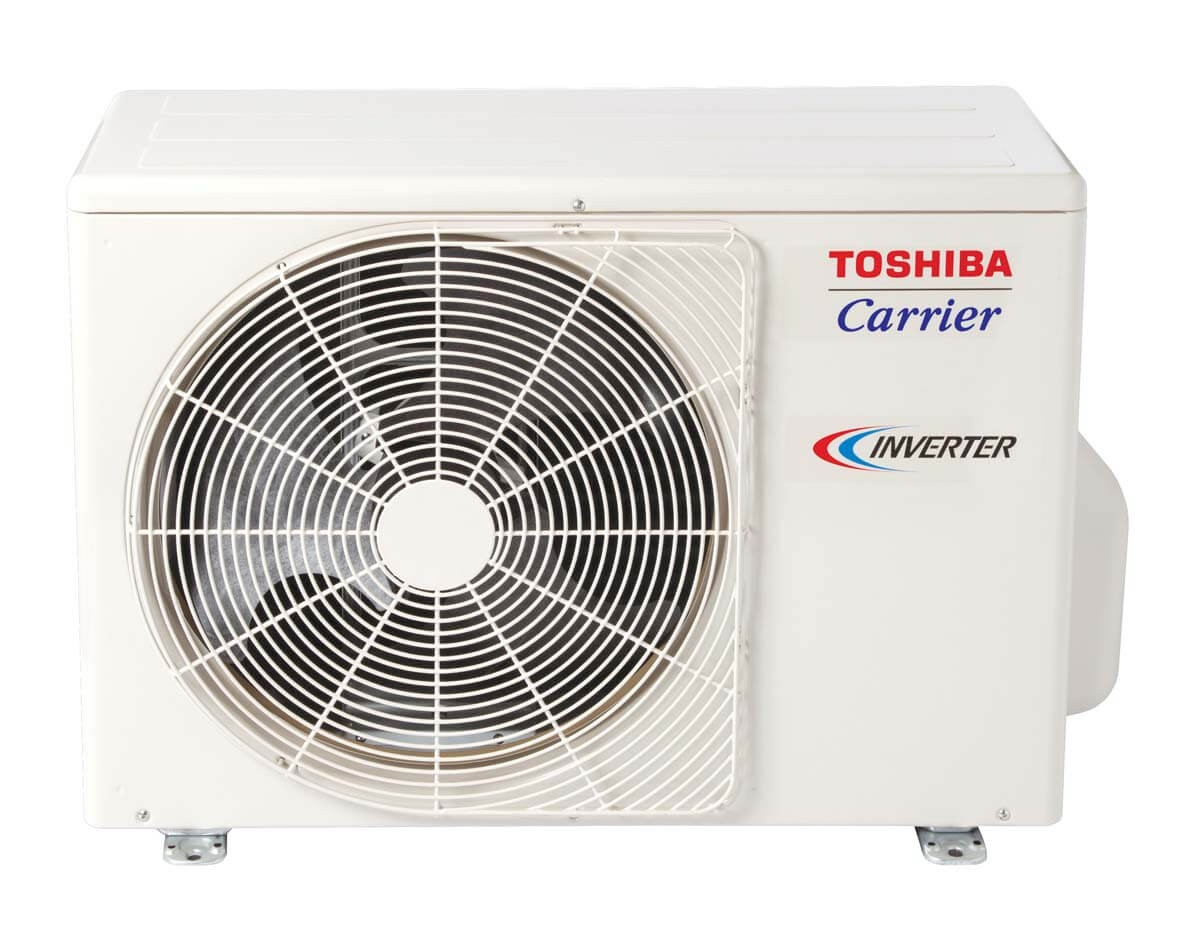 Toshiba Carrier Heat Pump Model: RASEV