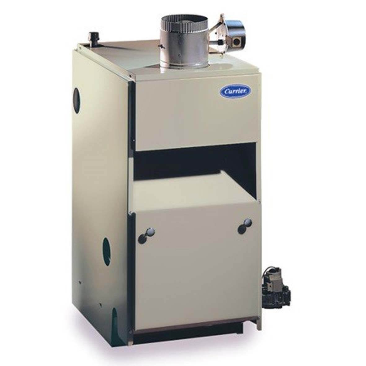 Comfort™ 80 Gas-Fired Boiler Model: BS1