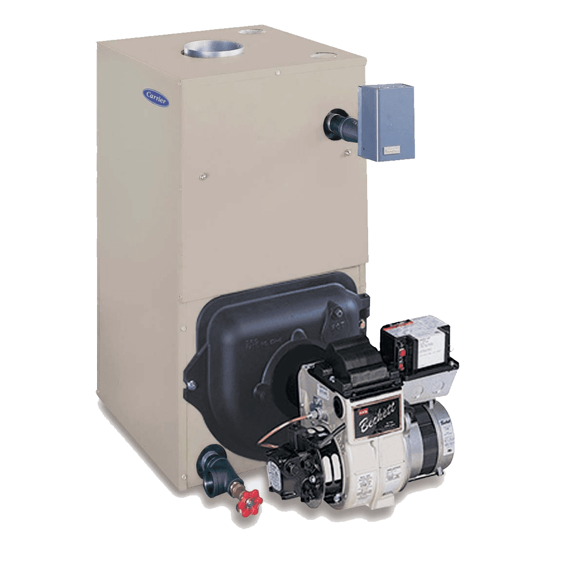 Performance™ 86 Oil-Fired Boiler Model: BW4