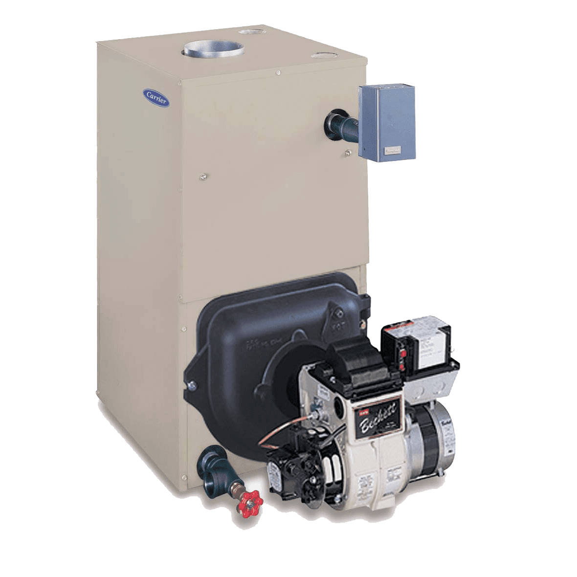 Performance™ 86 Oil-Fired Boiler Model: BW5