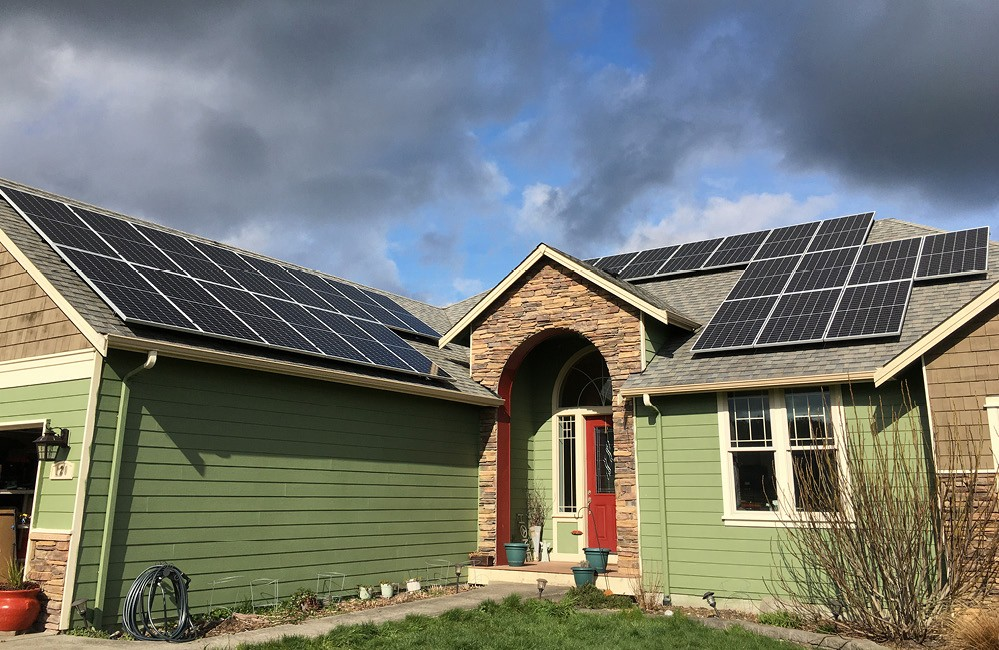 Oak Harbor, WA | Solar by Barron | Barron Electrical | Barron Heating