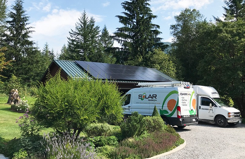 Maple Falls, WA | Solar by Barron | Barron Electrical | Barron Heating