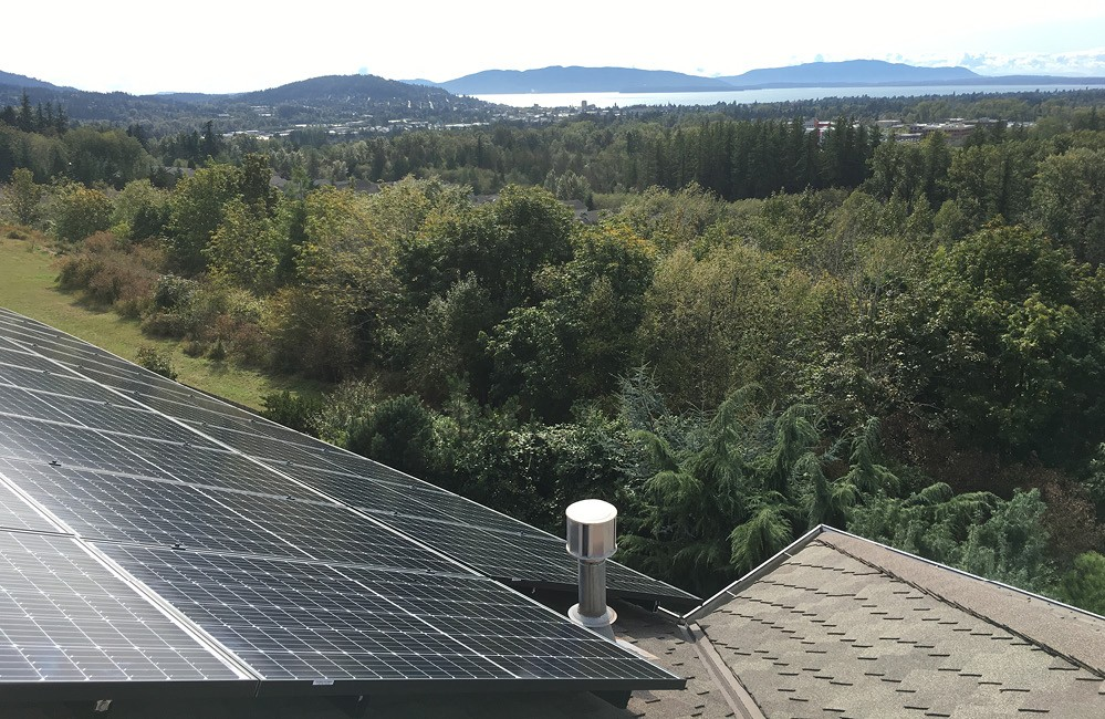 Bellingham, WA | Barkley Neighborhood | Solar by Barron | Barron Electrical | Barron Heating