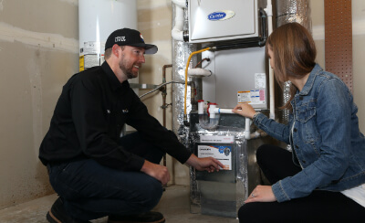 Maintenance at Barron Heating AC Electrical & Plumbing