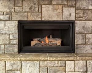burning-natural-gas-fireplace